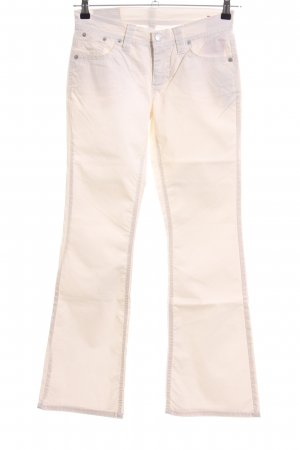Levi's Denim Flares natural white casual look