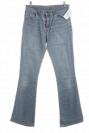 Levi's Jeans a zampa d'elefante azzurro stile jeans