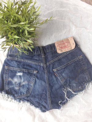 Levi's Jeansshort High Waist Short destroyed