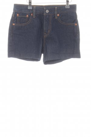 Levi's Denim Shorts blue casual look