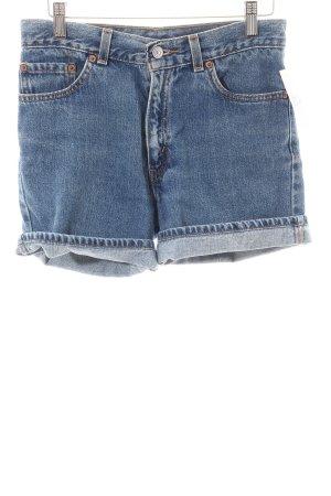 Levi's Jeansshorts blassblau-blau 90ies-Stil