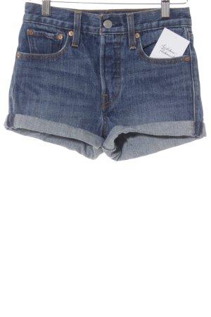 Levi's Jeansshorts blau Jeans-Optik