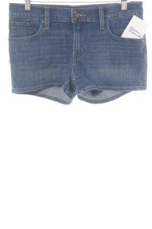 Levi's Jeansshorts blau schlichter Stil