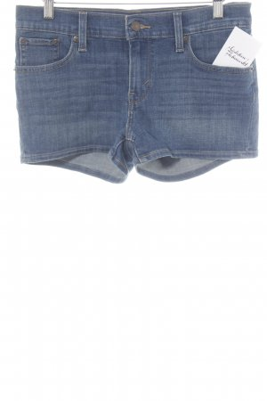 Levi's Denim Shorts blue simple style