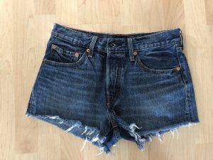 Levi's Pantaloncino di jeans multicolore Cotone