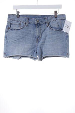 Levi's Jeansshorts hellblau Casual-Look