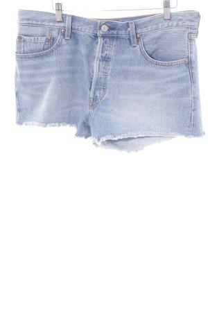 Levi's Jeansshorts himmelblau klassischer Stil