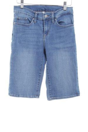Levi's Jeansshorts kornblumenblau Casual-Look