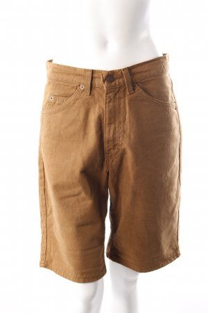 Levi's Denim Shorts beige