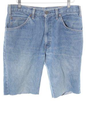 Levi's Jeansshorts stahlblau Jeans-Optik