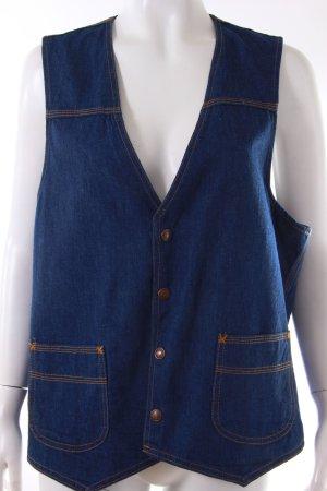 Levi's Jeansweste dunkelblau