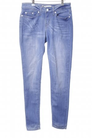 Levi's Jeggings blue casual look