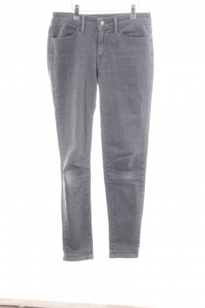 Levi's Jeggings light grey casual look