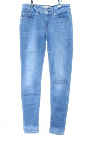 Levi's Jeggings blau Casual-Look