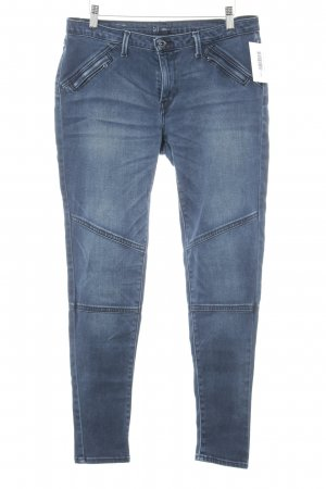Levi's Jegging blauw casual uitstraling