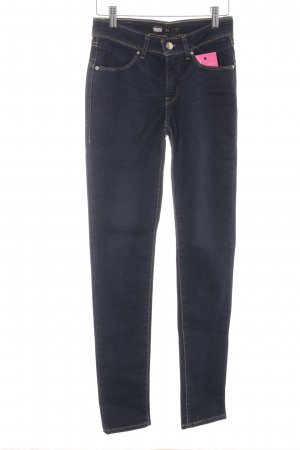 Levi's Jeggings blu scuro stile casual