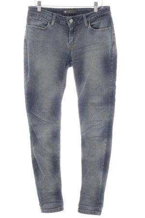 Levi's Jegging gris ardoise-bleu foncé style décontracté