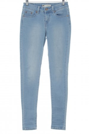 Levi's Jeggings azure casual look