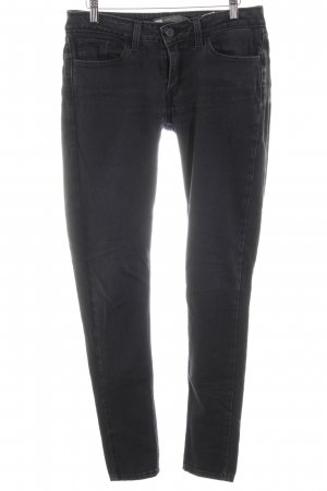 Levi's Jeggings schwarz Casual-Look
