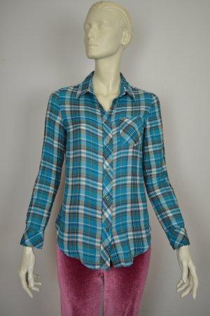 Levi´s Karo Hemd Größe S blau weiß