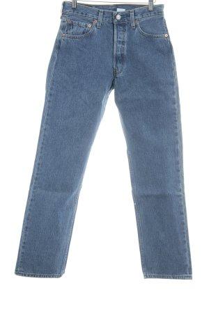 """Levi's Wortel jeans """"501"""" blauw"""