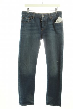 "Levi's Carrot Jeans ""501 CT"" blue"