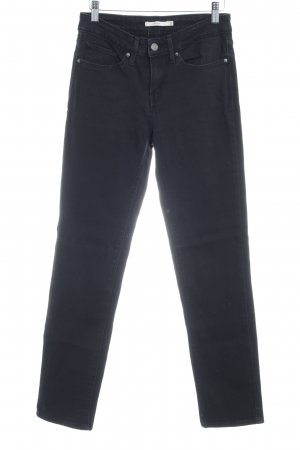 Levi's Carrot Jeans black casual look