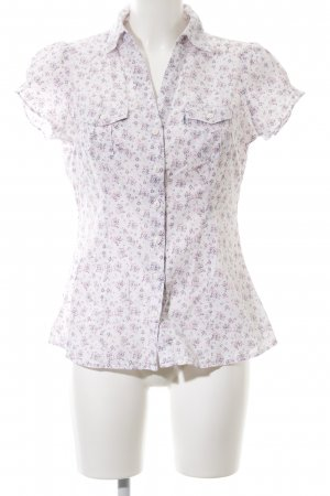 Levi's Kurzarm-Bluse Allover-Druck Casual-Look
