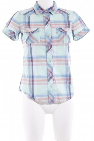 Levi's Kurzarm-Bluse Karomuster Casual-Look