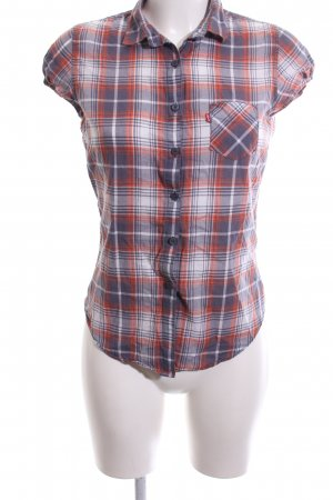 Levi's Short Sleeve Shirt check pattern casual look