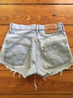 LEVI'S kurze High-Waist Jeans