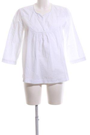 Levi's Langarm-Bluse weiß Casual-Look