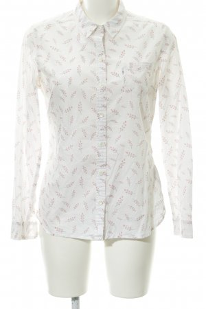 Levi's Langarm-Bluse florales Muster Casual-Look