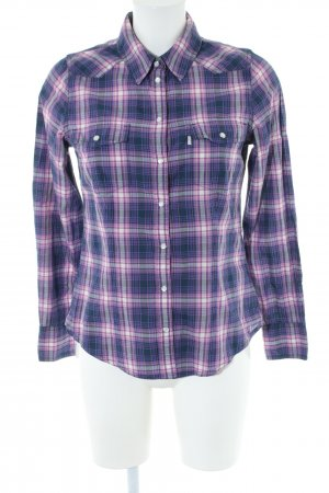Levi's Langarmhemd pink Allover-Druck Casual-Look
