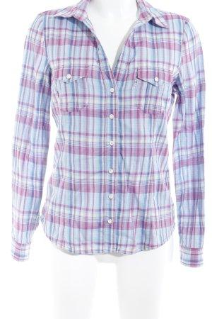 Levi's Shirt met lange mouwen geruite print casual uitstraling
