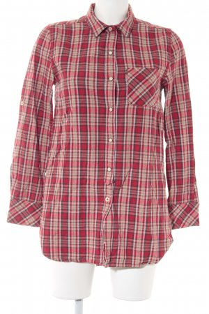 Levi's Long Sleeve Shirt check pattern country style