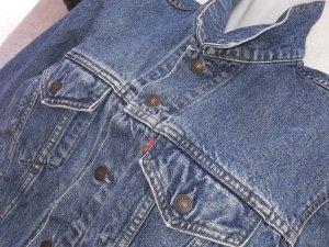 Levi's Spijkerjack blauw Katoen