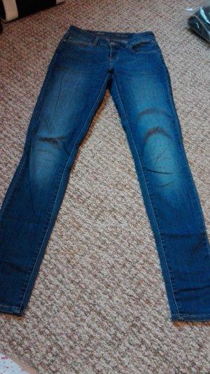 LEVI'S LEVIS Jeans Damenjeans Gr.26 Demi Curve