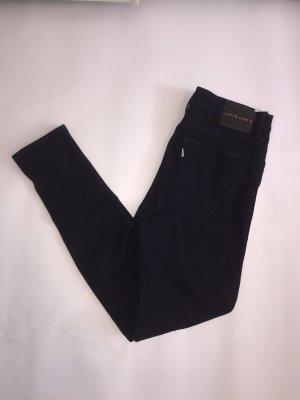 Levi's Line 8 highwaist Jeans dunkelblau Gr. 29