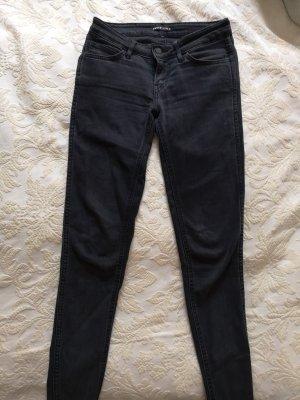 Levi's Line8 Skinny Jeans dunkelgrau