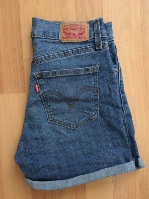 Levi's Midrise Jeans Shorts