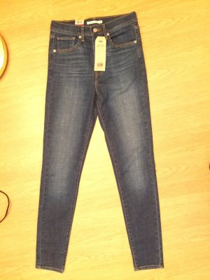Levi's Mile High Super Skinny W28 L30 NEU