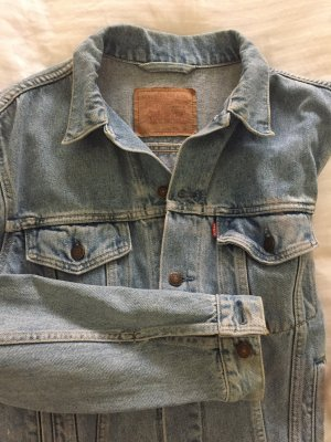 Levi's originale Denim Jacke
