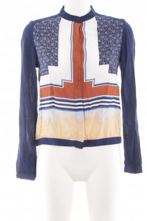 Levi's Oversized Bluse abstraktes Muster Casual-Look