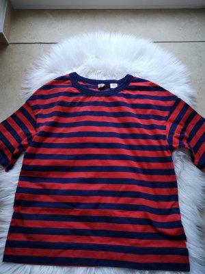 Levi's Top extra-large rouge-bleu