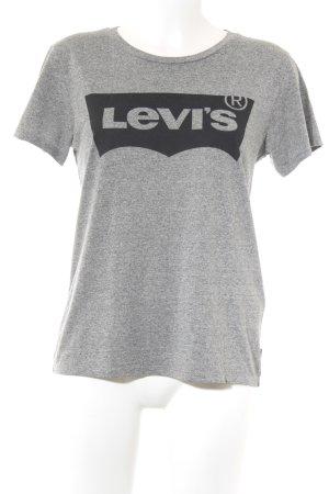Levi's Camiseta estampada moteado look casual
