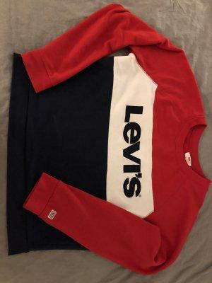 Levi's Pull multicolore coton