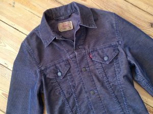 Levi's Red Tab Slim Fit Trucker Kord Jacke, Gr. M