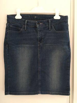 Levi's Jupe en jeans bleu acier