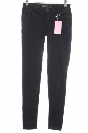 Levi's Drainpipe Trousers black casual look